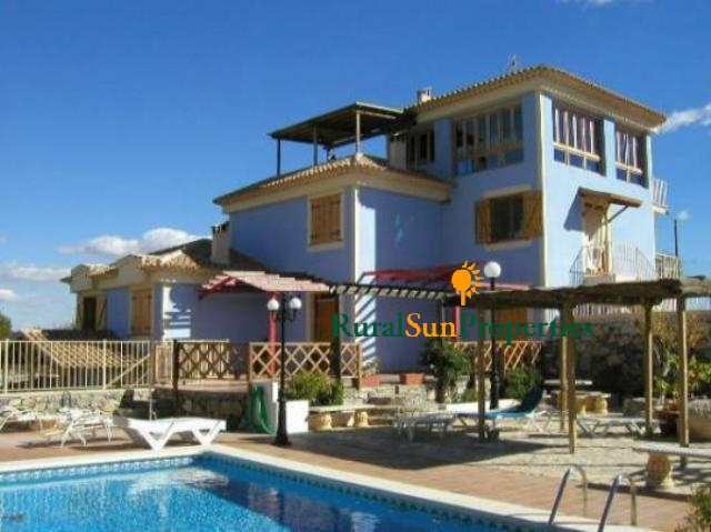 Moratalla Rural House for sale Murcia