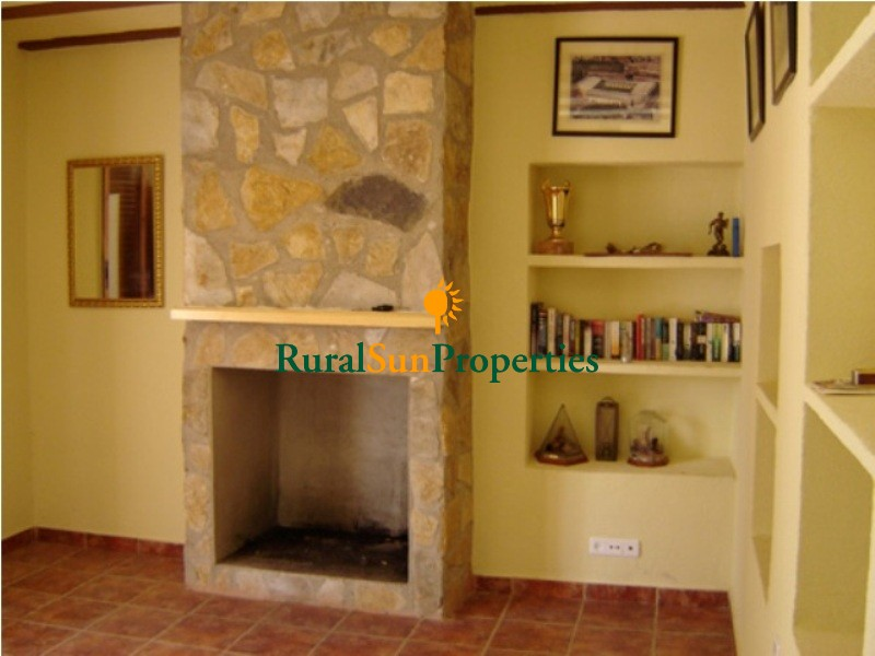 Finca Country property for sale in Bullas