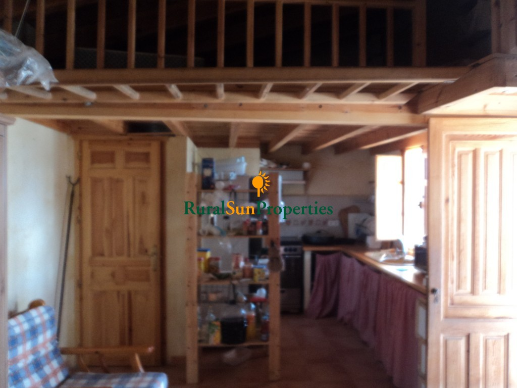 Country houses for sale Murcia Moratalla