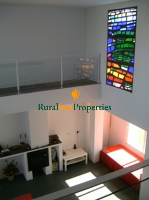 Venta Villa de diseño en Murcia de 418m² en parcela de 1.143m²