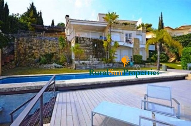 Fabulous villa for sale in Javea