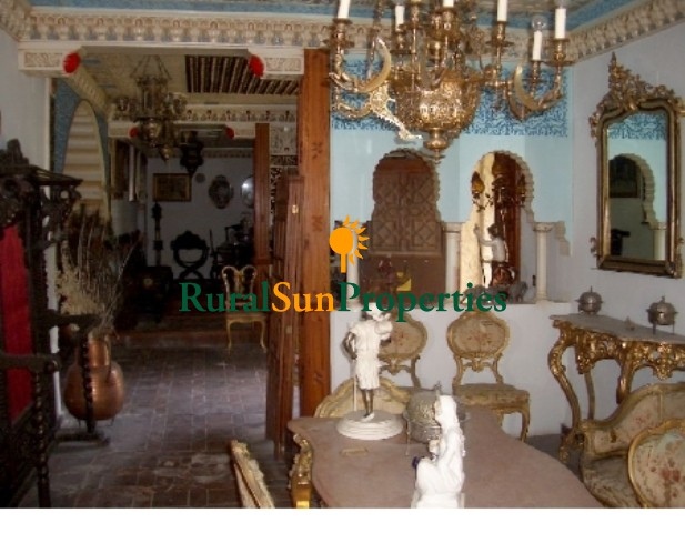 Arab Castle for sale in Alicante, Spain
