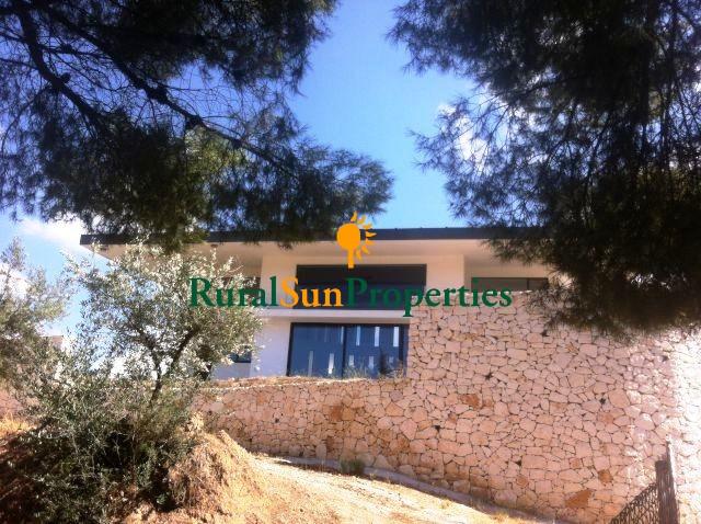 Venta Casa de Campo Moderna en Cehegin