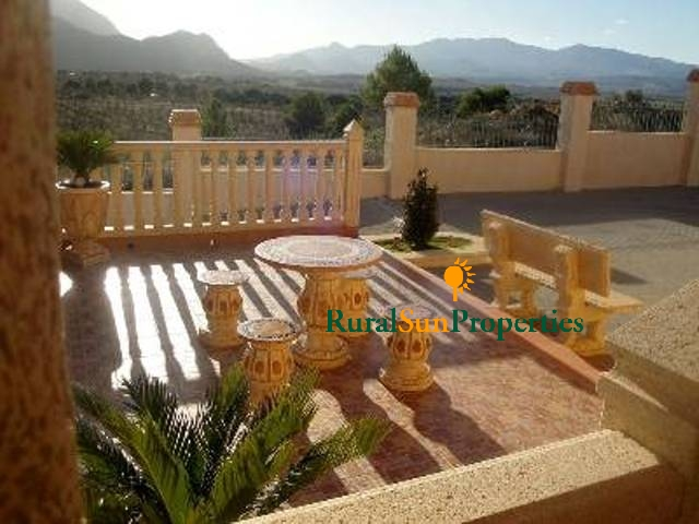 Country House in Pliego-Murcia
