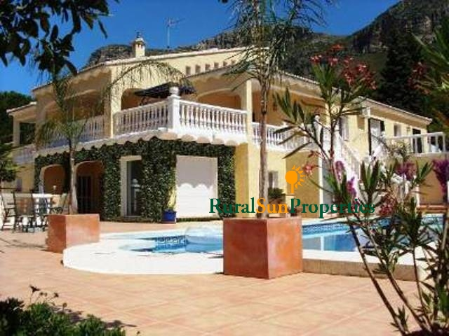Country House near Gandia, Alicante
