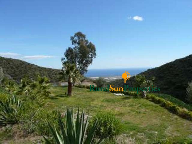 Finca in Aguilas with Sea Views