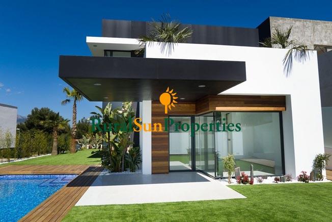Venta Villa de diseño en Costa Blanca-Alicante