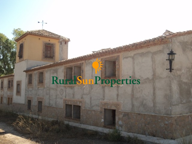 Country Estate for sale in Lorca Murcia. Plot 197.47 acres