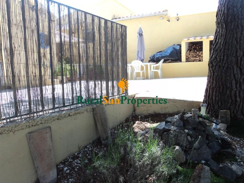Venta casa con parcela  Cehegin-Murcia lista para entrar a vivir
