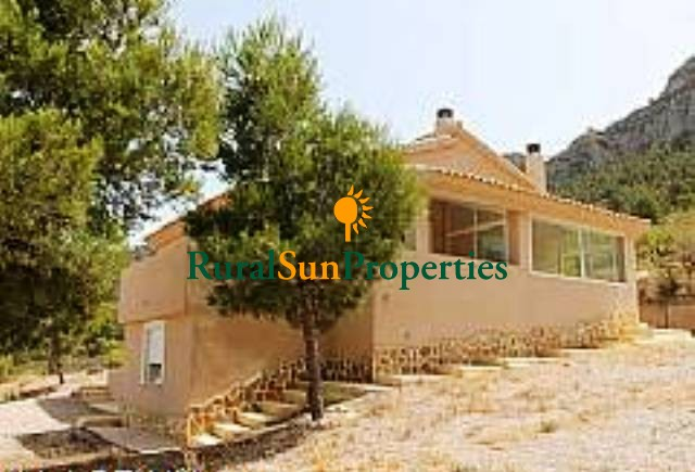 Country house for sale in Abanilla, Murcia
