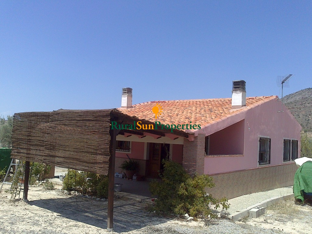 Country property for sale Ricote Valley, Murcia
