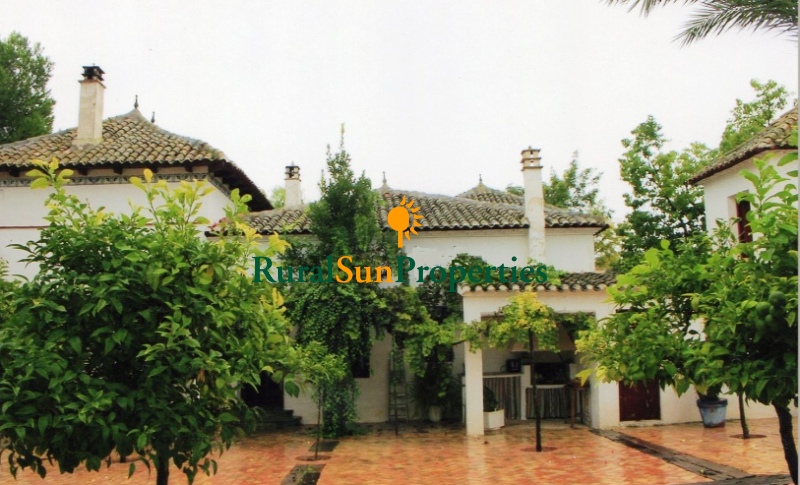 Typical Hearly twentieth century Ancestral Mansion in Murcia