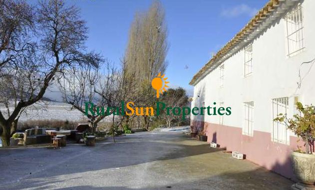Country property for sale Moratalla, Murcia