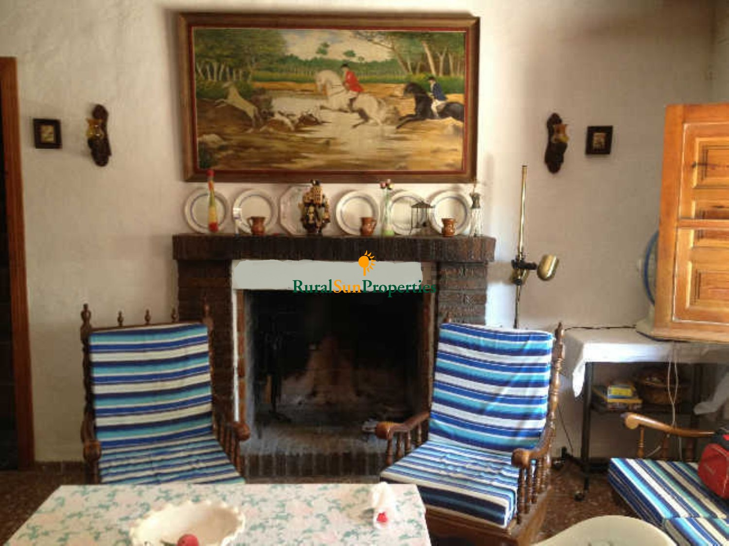 Country houses Murcia Alhama very close to the town