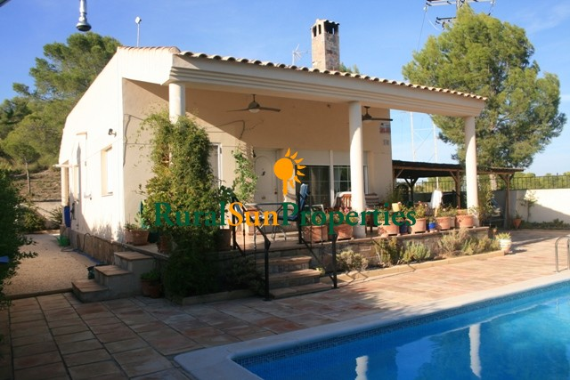 Villa for sale in Calasparra-Costa Calida