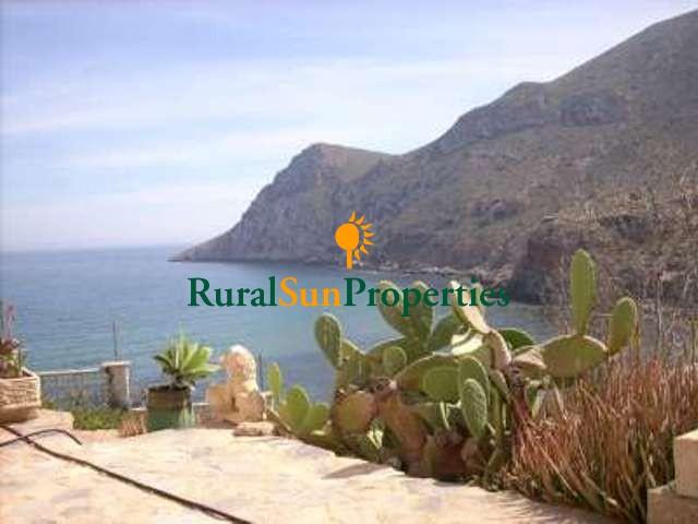 Venta Chalet en primera linea con impresionantes vista en Cabo Cope-Aguilas