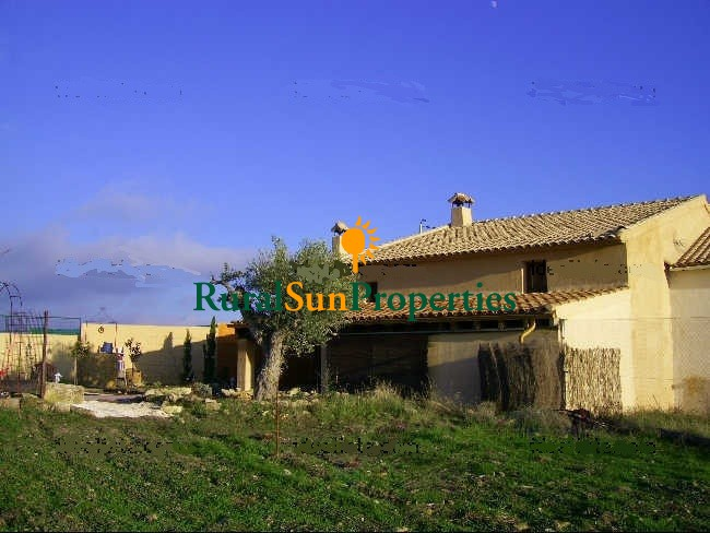 Country house for sale in Moratalla