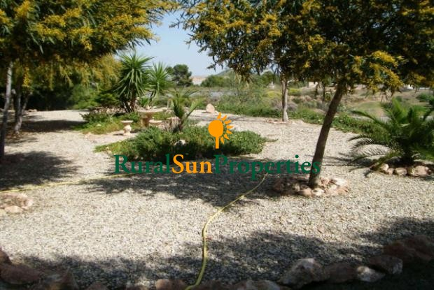 Country house for sale in the mountains Totana