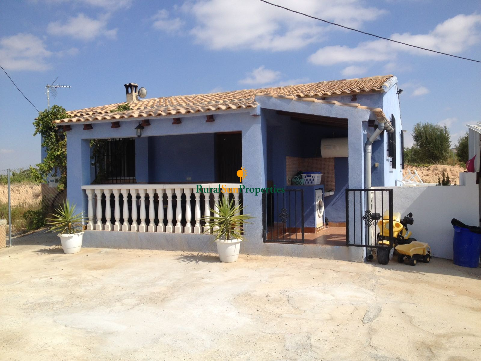 Country house for sale Mula-Pliego