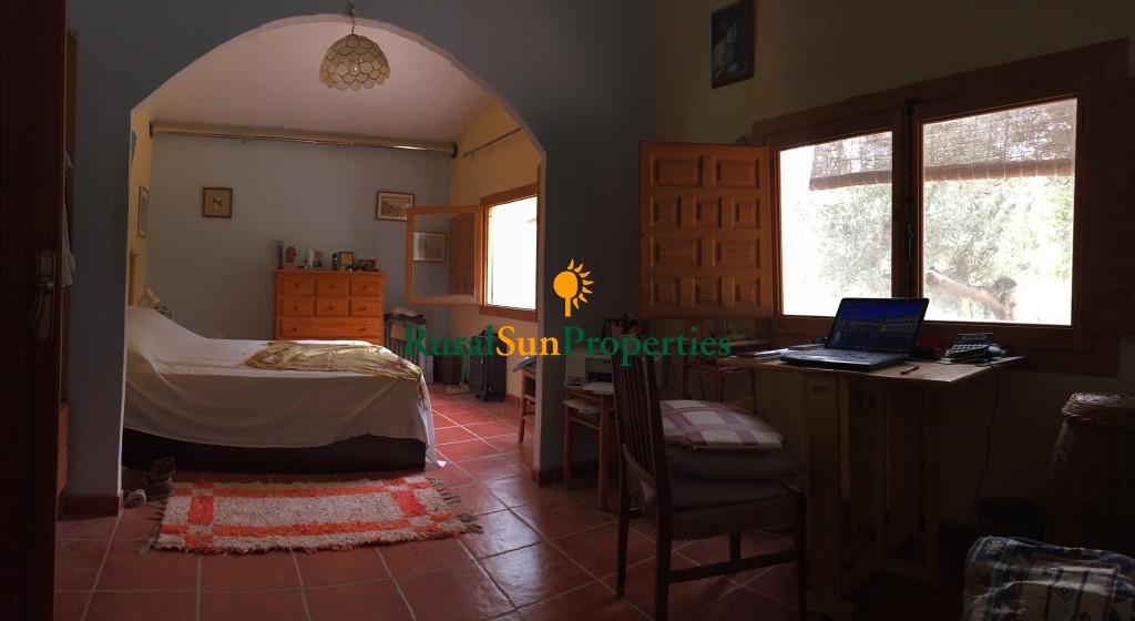Casa de campo en provincia de Granada.