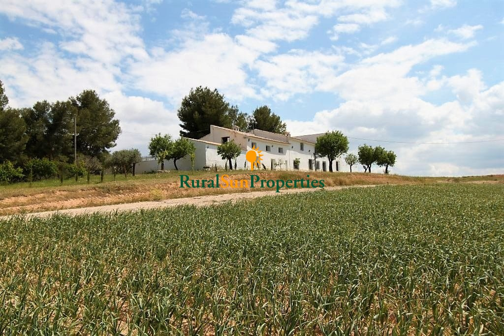 Sale Luxury country property – Inland Murcia, Caravaca de la Cruz