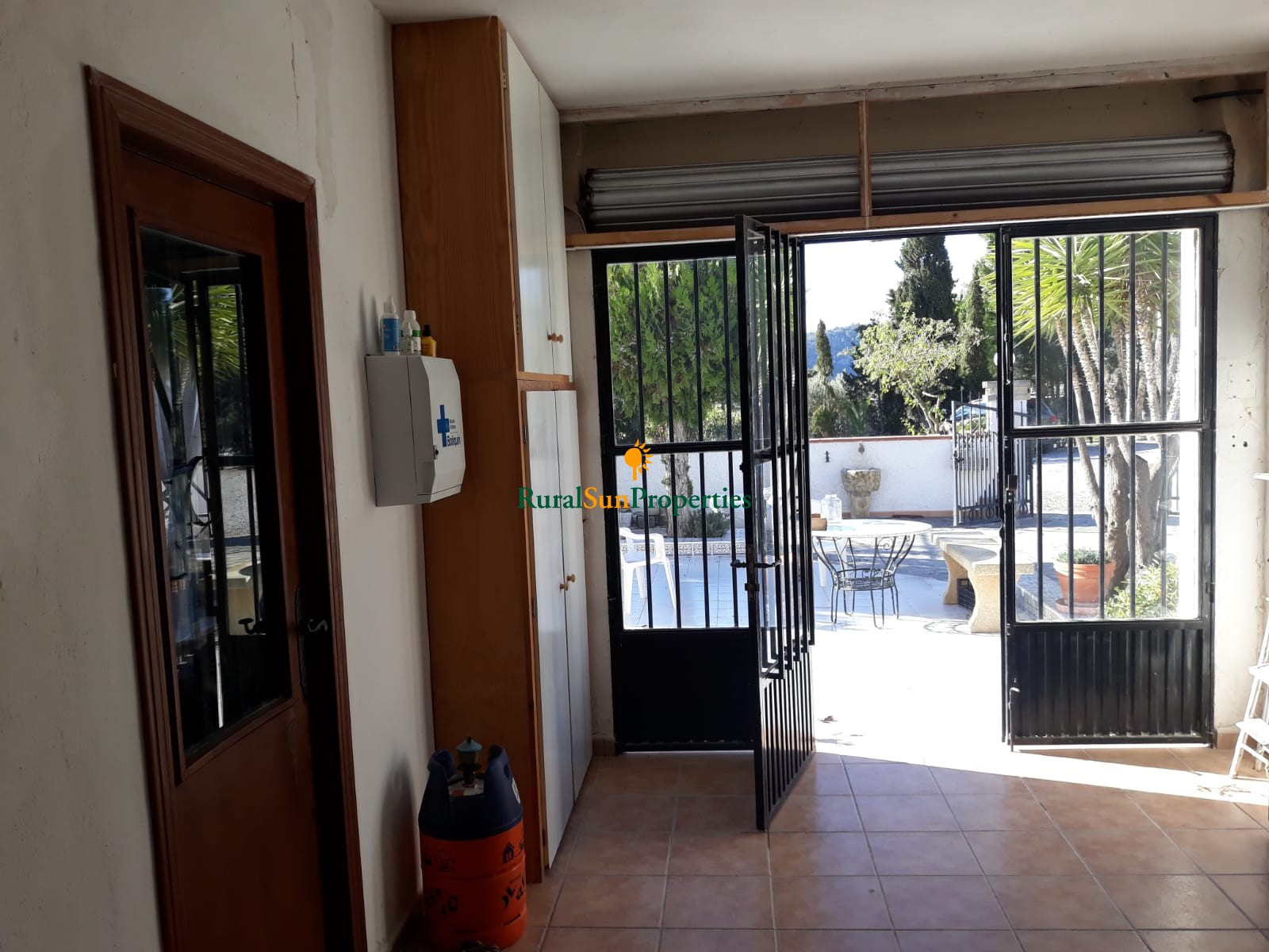 Very spacious country house in Bullas 35 minutes from Murcia city