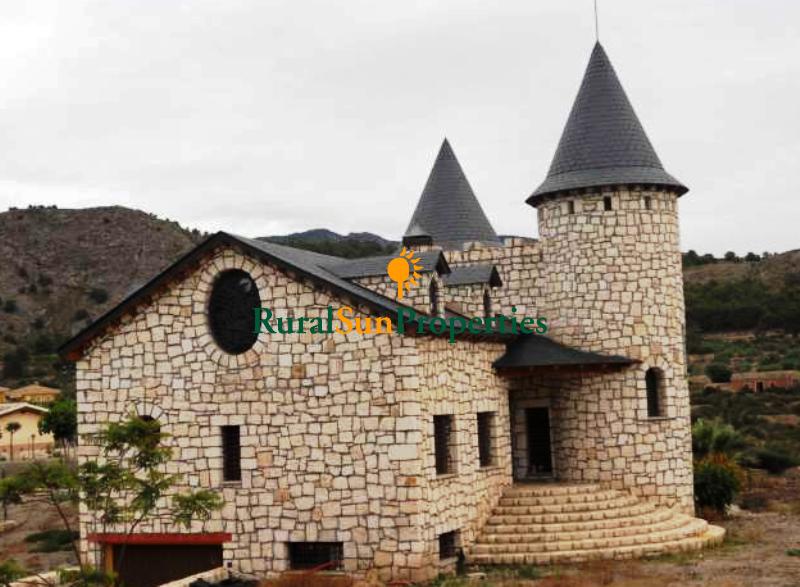 Venta casa de campo en Totana