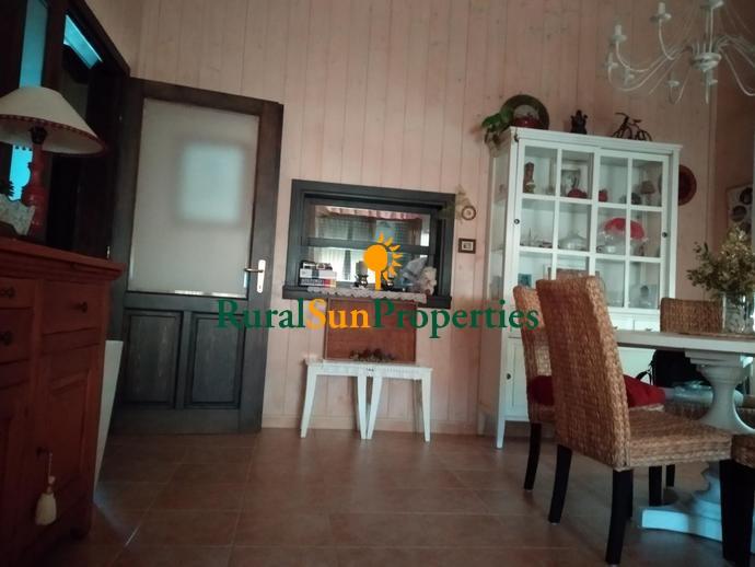 Rustic Finca for sale in Alicante inland