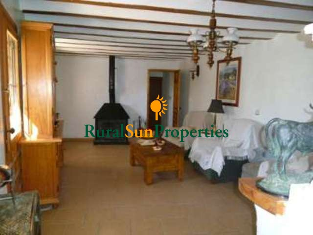 Country house for sale in Almeria-Velez Blanco