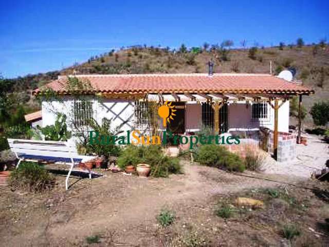 Country house for sale 20 acres in Murcia-Lorca