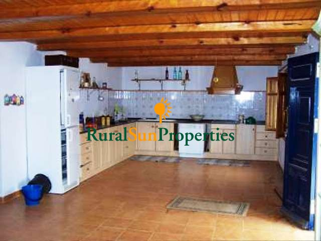 Country property for sale Lorca, Murcia