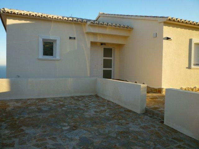 Luxury Brand New Villa for Sale Costa Blanca-Alicante with superb sea view