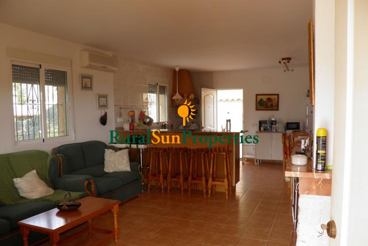 Venta Villa en Ibi-Alicante