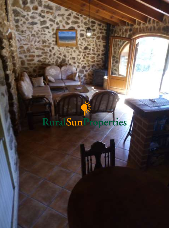 Stone Rural Country house in Benissa at 6 km Beaches