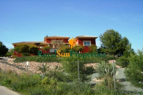 Venta casa de campo en Totana Sierra Espuña