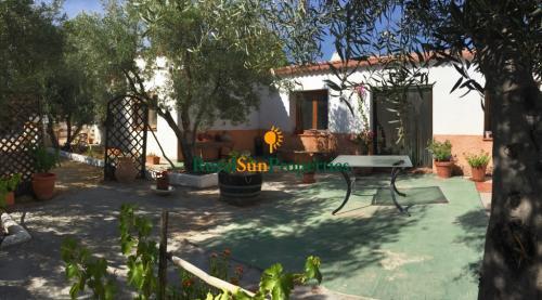 Casa de campo en provincia de Granada