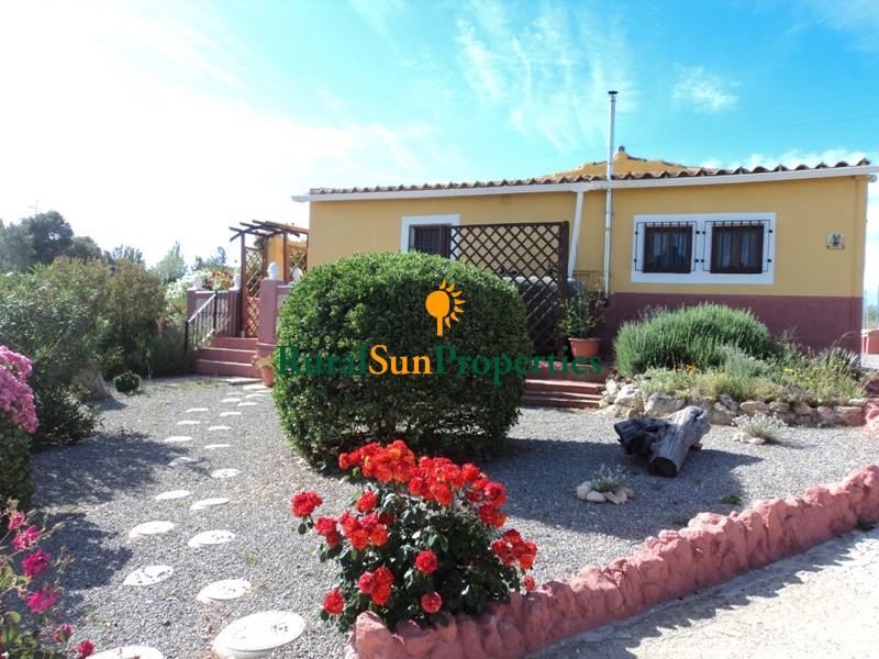 Venta casas de campo en Murcia