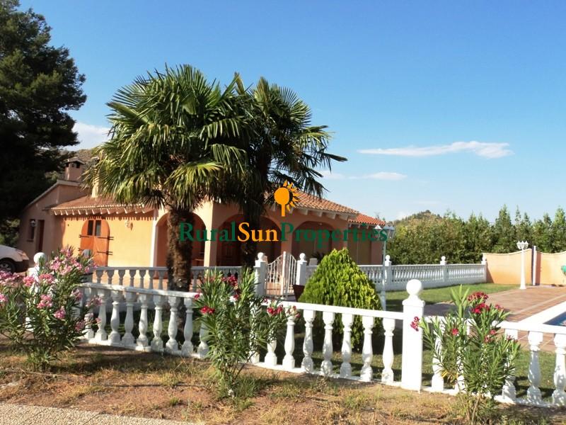 Campo Bullas Casa de campo en bonito valle