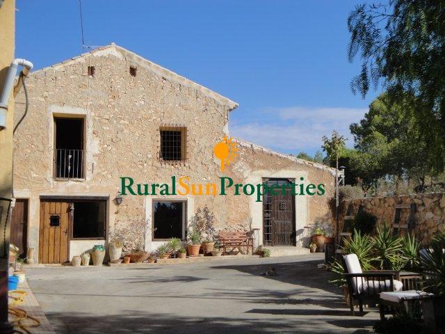 Venta Casa Molino grande en Abanilla Murcia