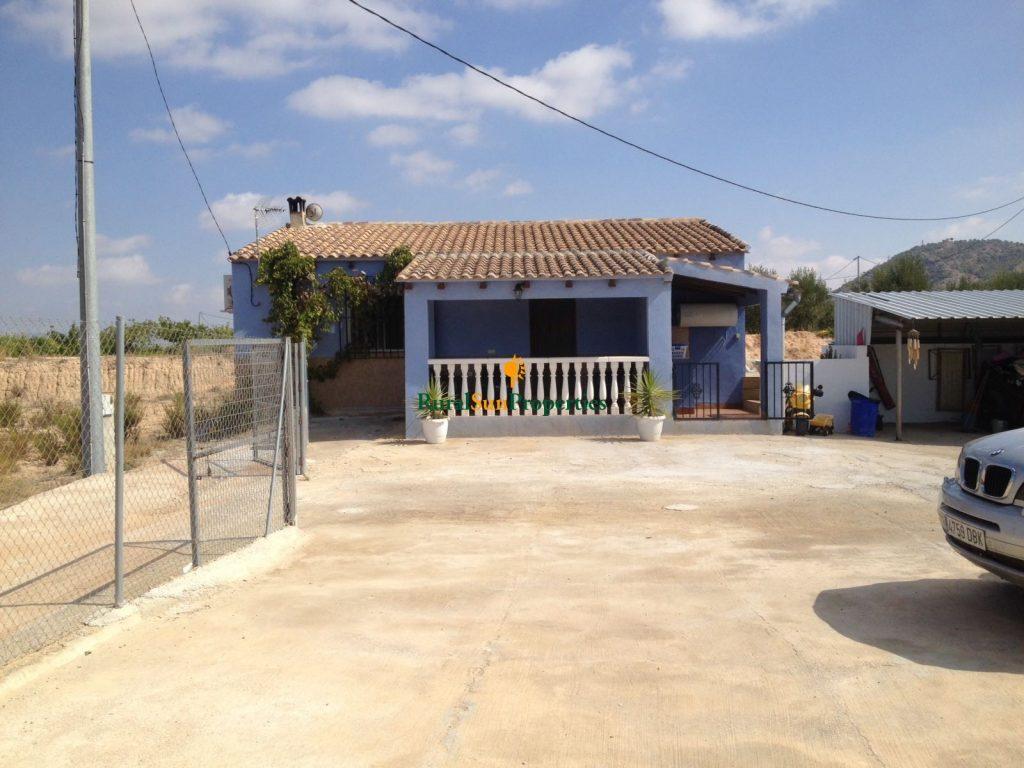 Casa de campo cerca de Mula y Pliego
