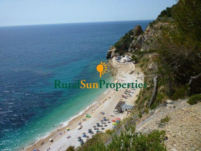 Venta Villa primera linea de playa Costa Blanca-Alicante