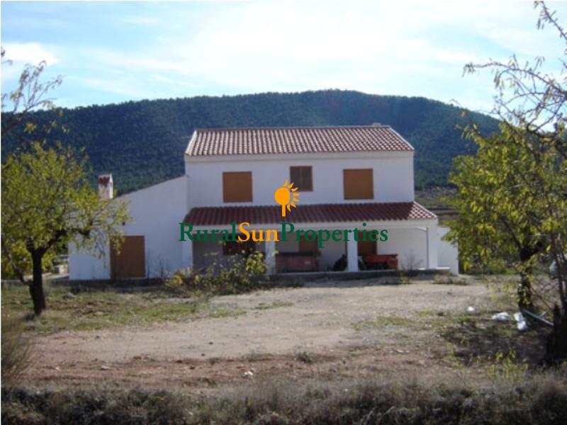 Chalet Venta Casa de Campo en Bullas
