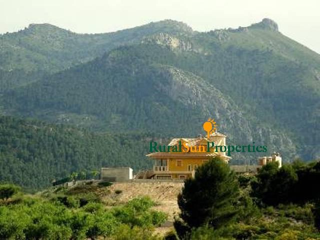 Villa en venta en Sierra Espuña