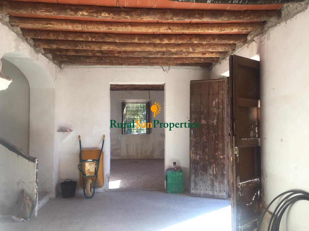 Sale finca country typical house in Mula 60.000 sq.m of land