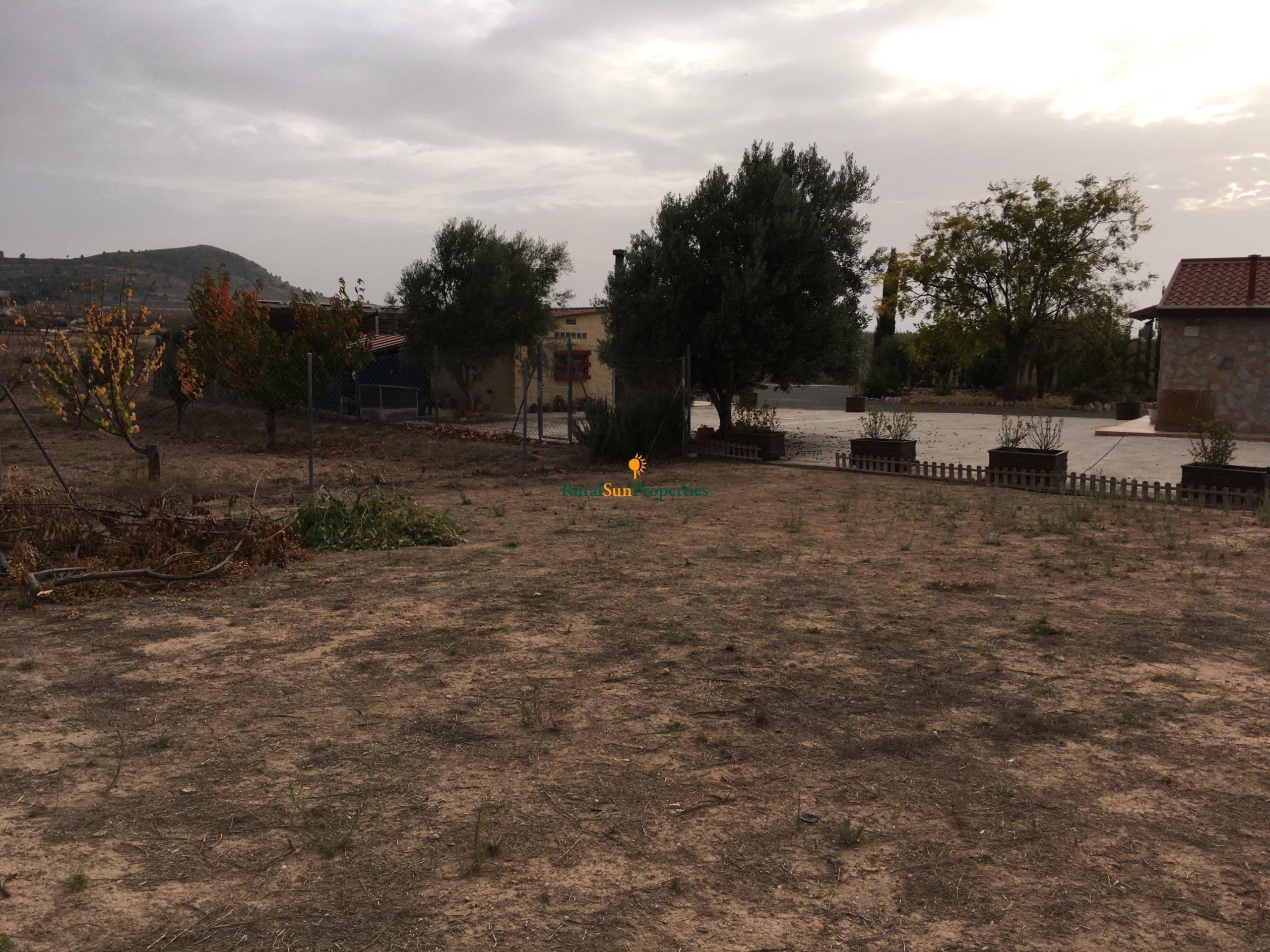Finca for sale in Ricote