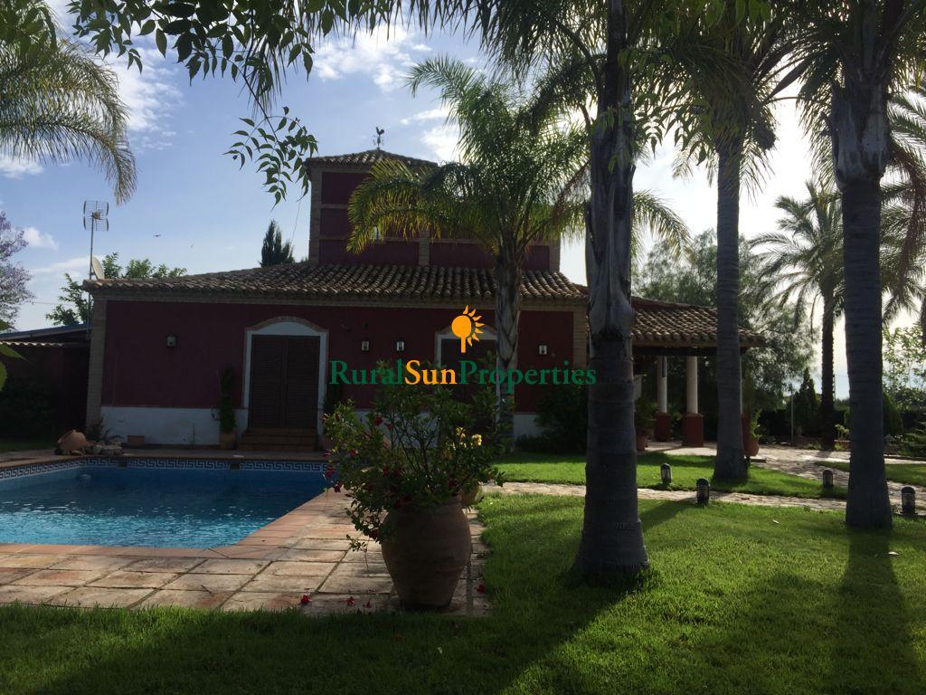 Villa for sale in Mula Bullas