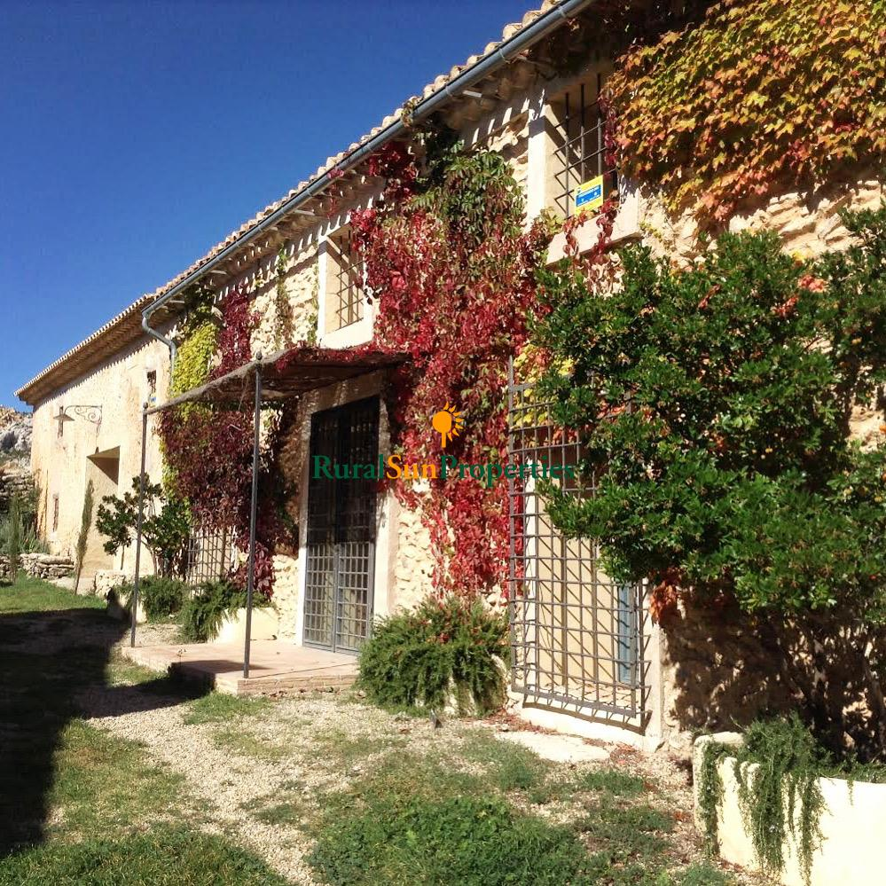 Rustic house for sale Murcia Inland