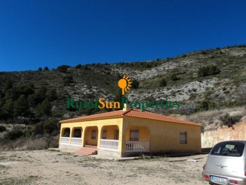 Venta Casa con parcela en Bullas-Murcia