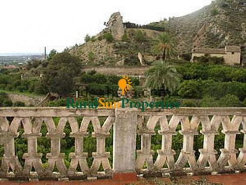 Venta casa palacio en Mula