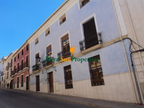 Venta vivienda duplex en bloque Cehegin Murcia